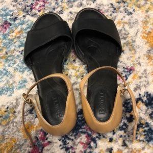 Born strap sandals